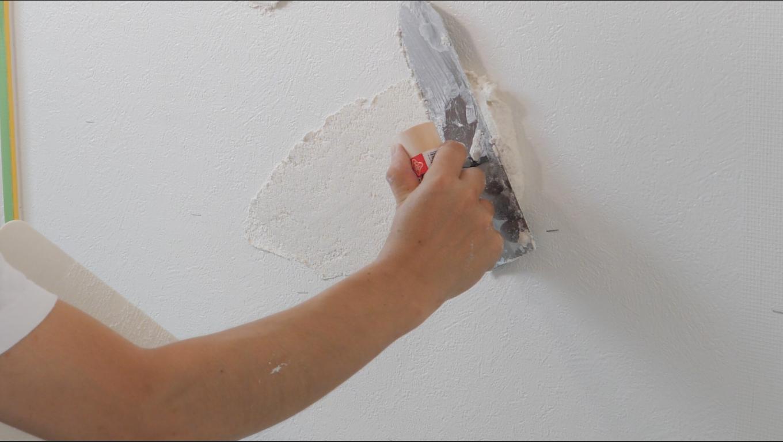 壁紙 ビニールクロス を漆喰壁にリフォーム Diyのコツをご紹介