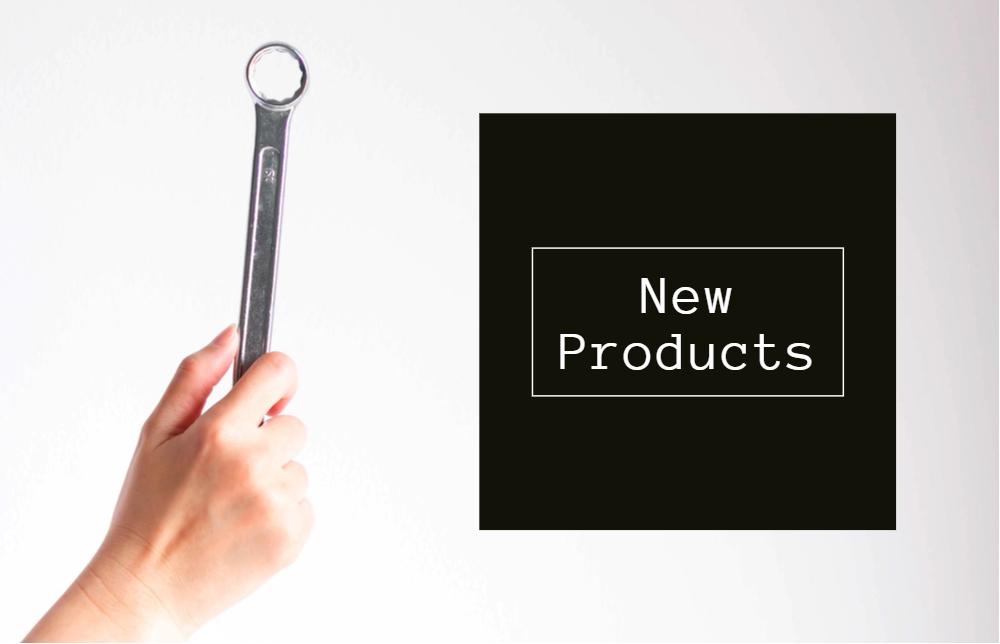 DIY新商品