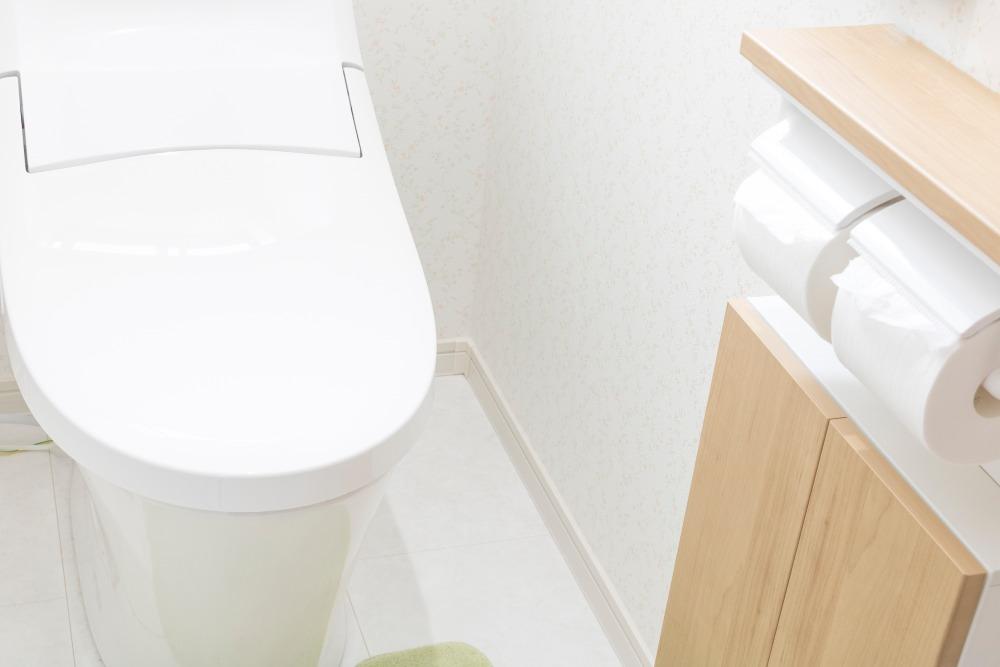 初心者向け|トイレの床DIYにおすすめのクッションフロアの貼り方