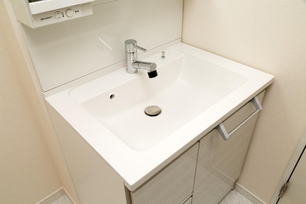 洗面台には塗装できるの?